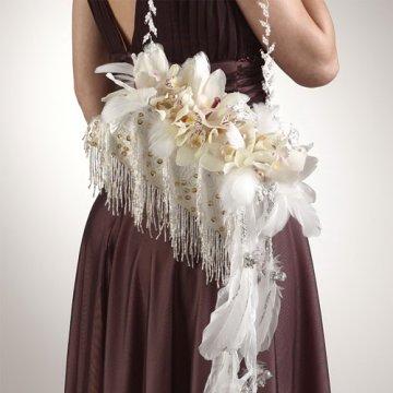 Muff Wedding Bouquet