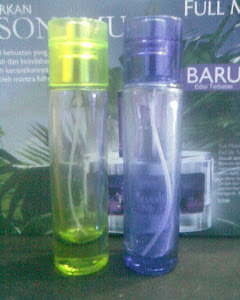 BOTOL SPRAY02 KACA 30ML