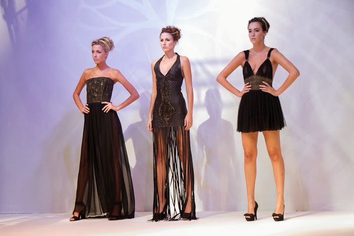 VALENCIA FASHION WEEK Spring/Summer 2014: ESTHER NORIEGA