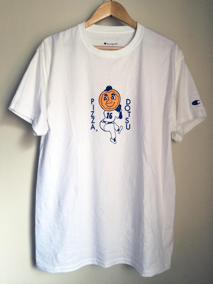 どついたるねん「DOTSU PIZZA Tシャツ」