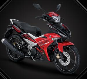 Motor Yamaha Jupiter MX King 150 - Warna Red King