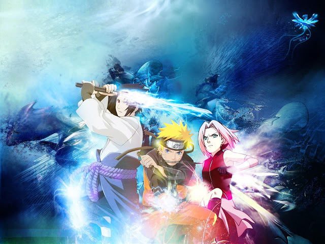 Naruto Shippuden HD Wallpapers