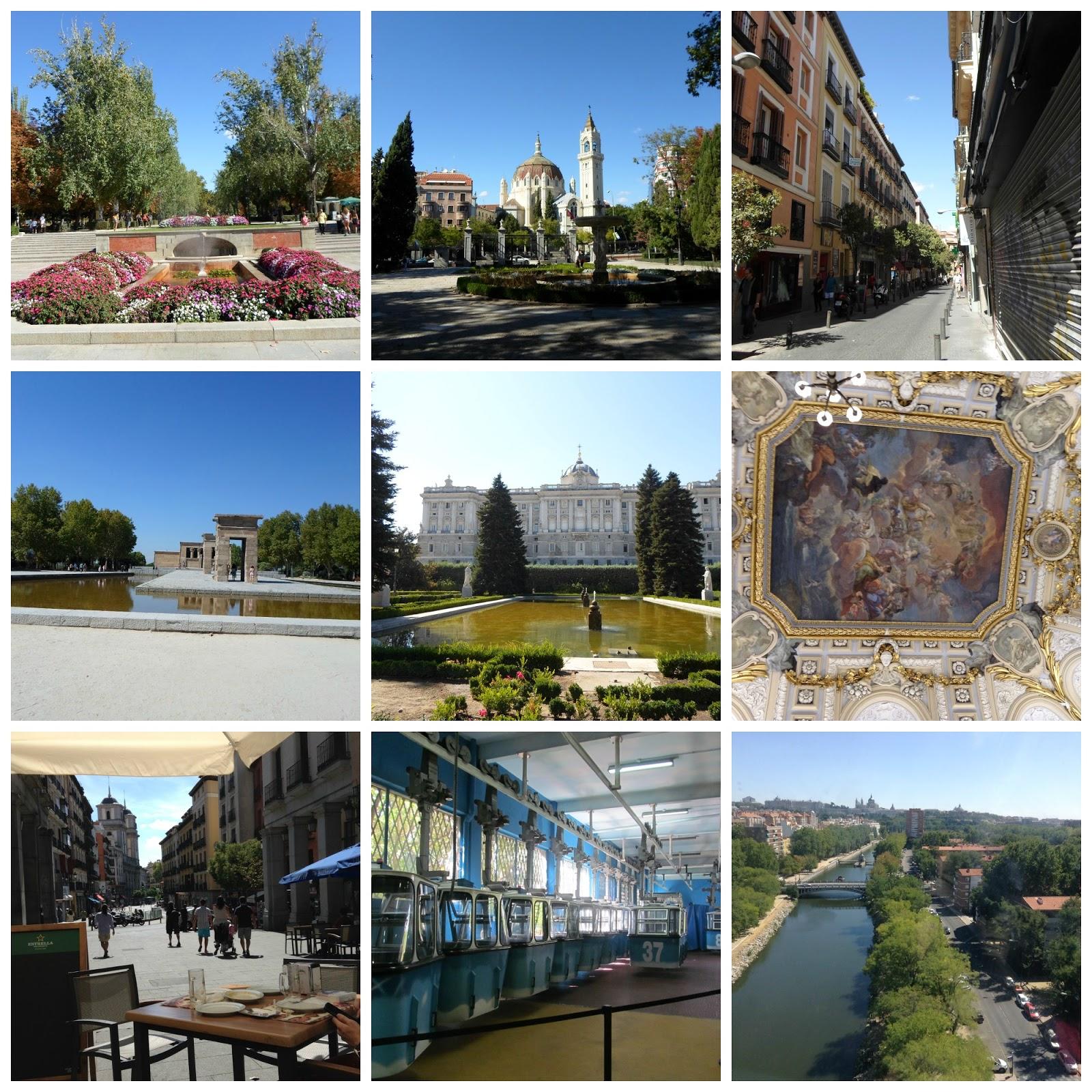 Sugarpuffish Adventures in Madrid, Spain 2