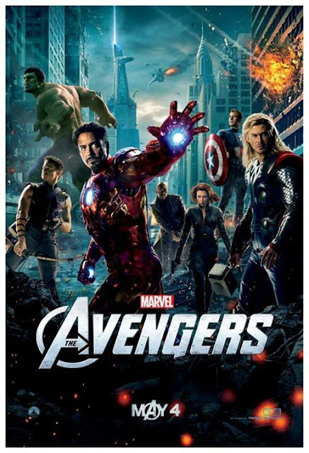 The Avengers (2012) ταινιες online seires xrysoi greek subs