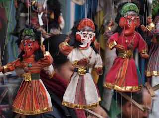 Puppets - Thamel, Kathmandu