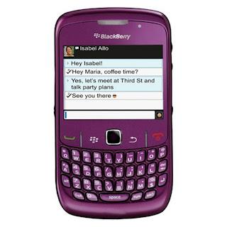 BlackBerry Smartfren 8530