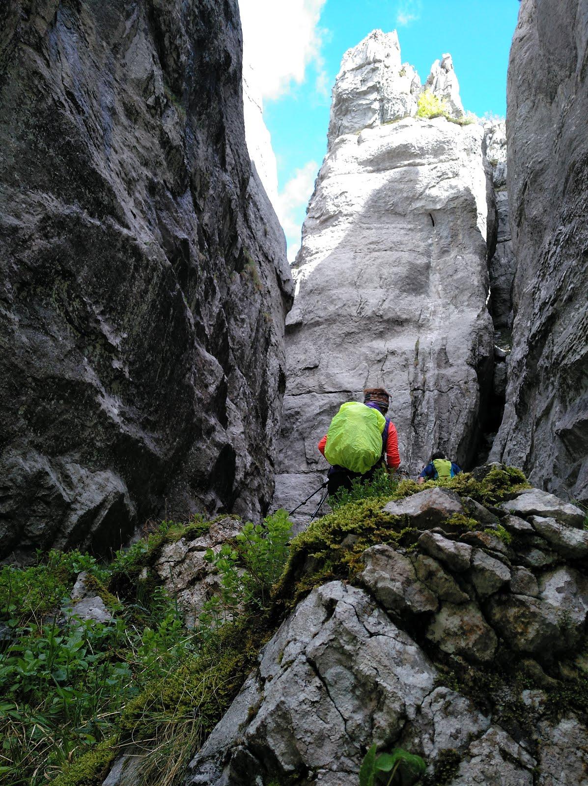 FOTOS salida Pico Colina - Valle del Asón