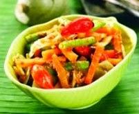 Resep Acar Kuning Sayuran
