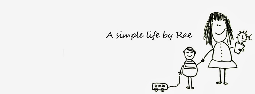 A simple life by Rae