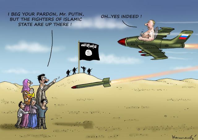Arabia Saudyjska przeciwna rosyjskiej  interwencji w Syrii