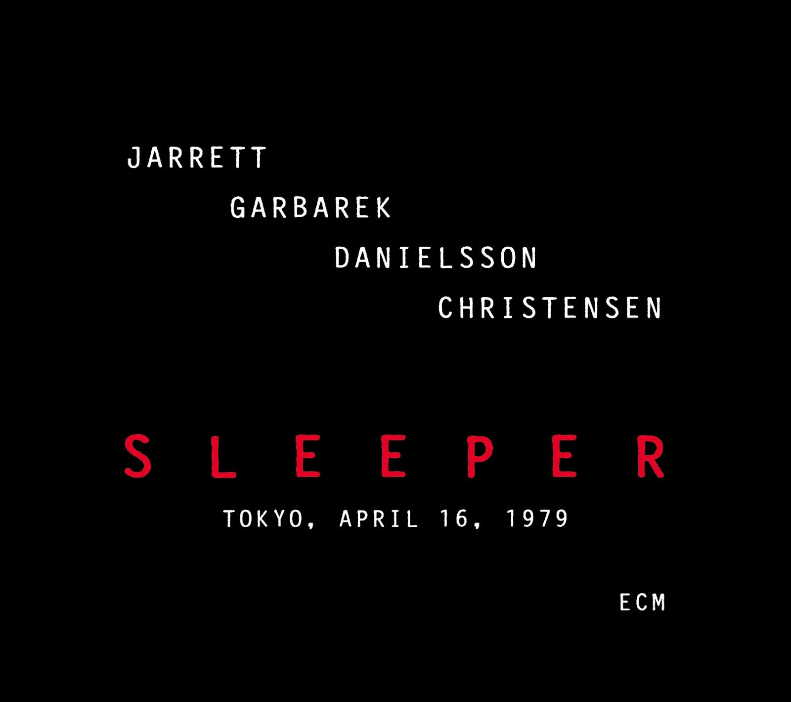 All Jazz Sax Review Sleeper Keith Jarrett With Jan