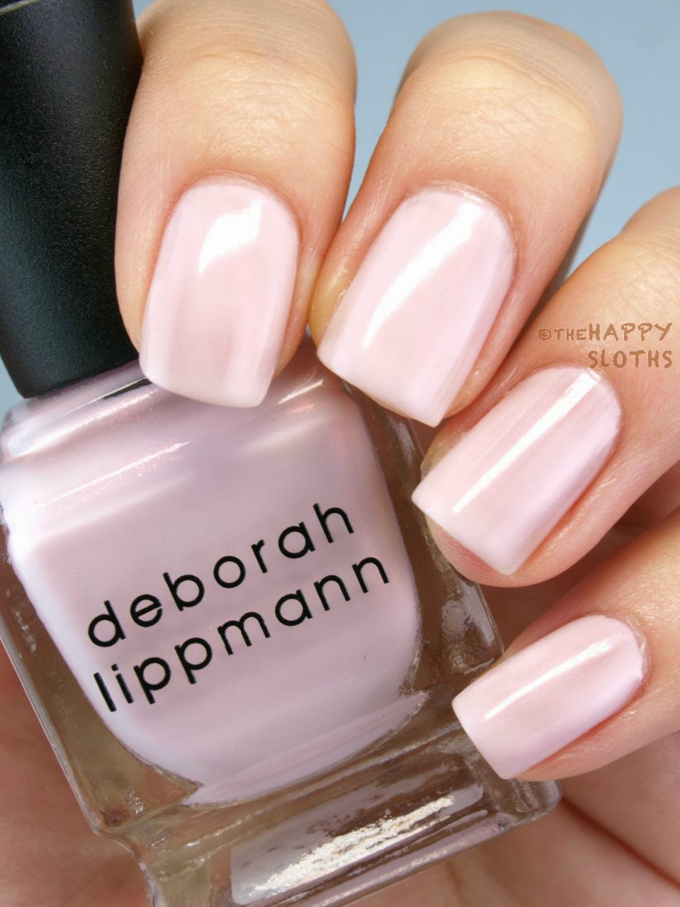 Deborah Lippmann Spring 2015 Whisper Collection: Review and Swatches