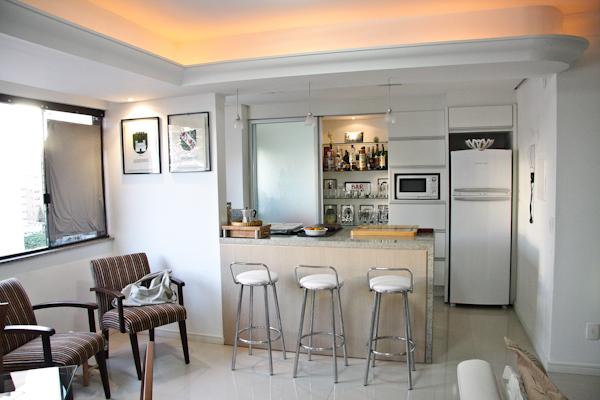 Cozinhas planejadas cozinhas pequenas planejadas for Modelos de mini apartamentos