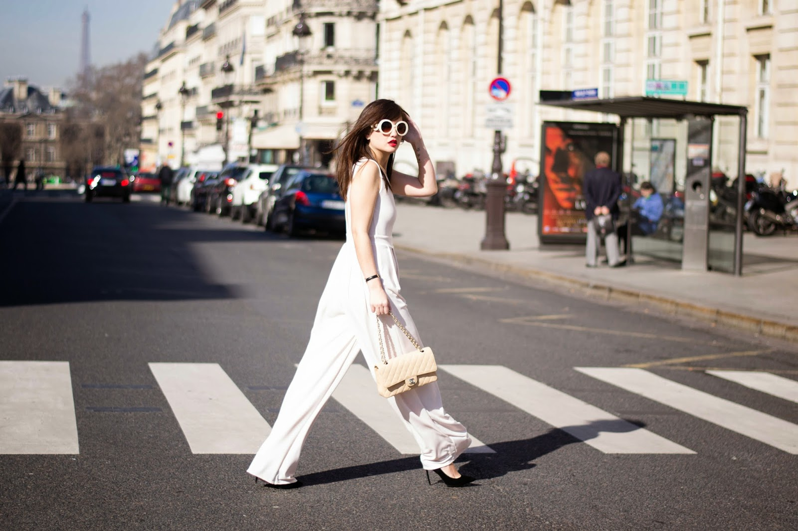 Fashion blogger a paris