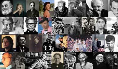 Les photographes celebres