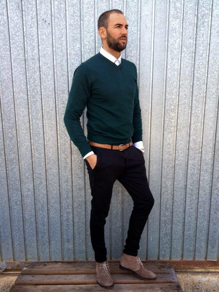 El jersey de pico, un clásico perfecto - Blog Lidia Bedman