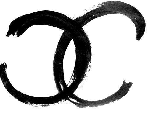 very popular logo logo chanel. Black Bedroom Furniture Sets. Home Design Ideas