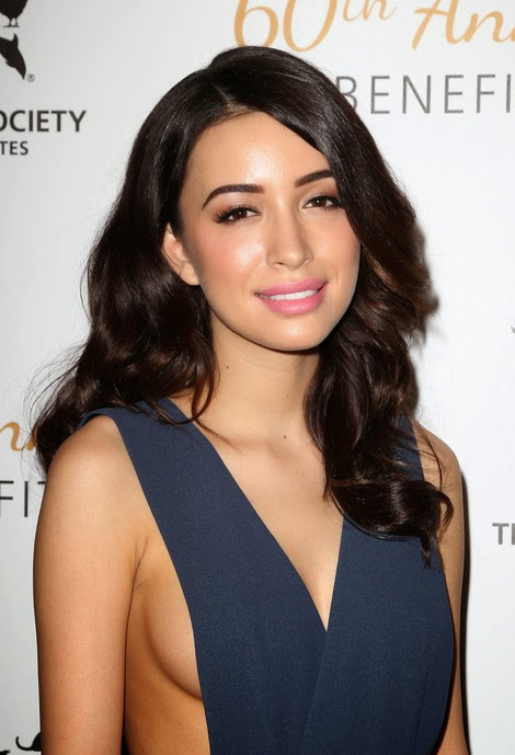 Bleachers Girl of the Week: Christian Serratos