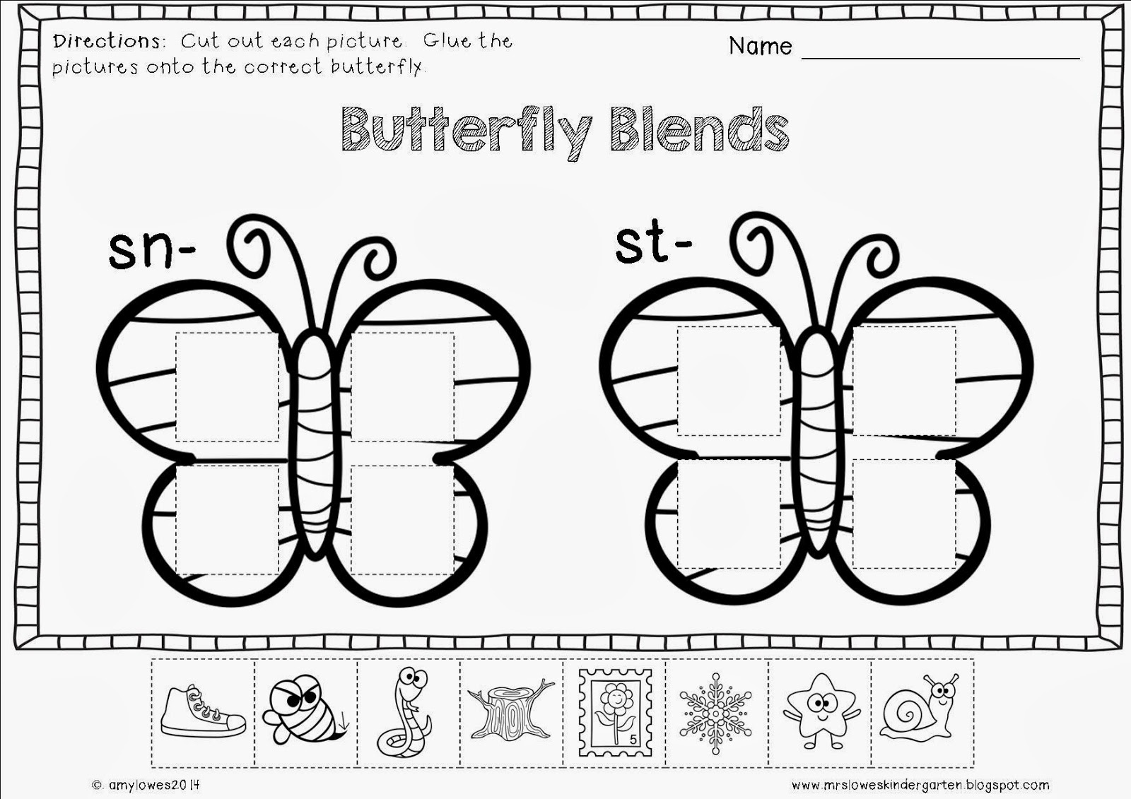 Butterfly math worksheets 1462242 - metabo01.info