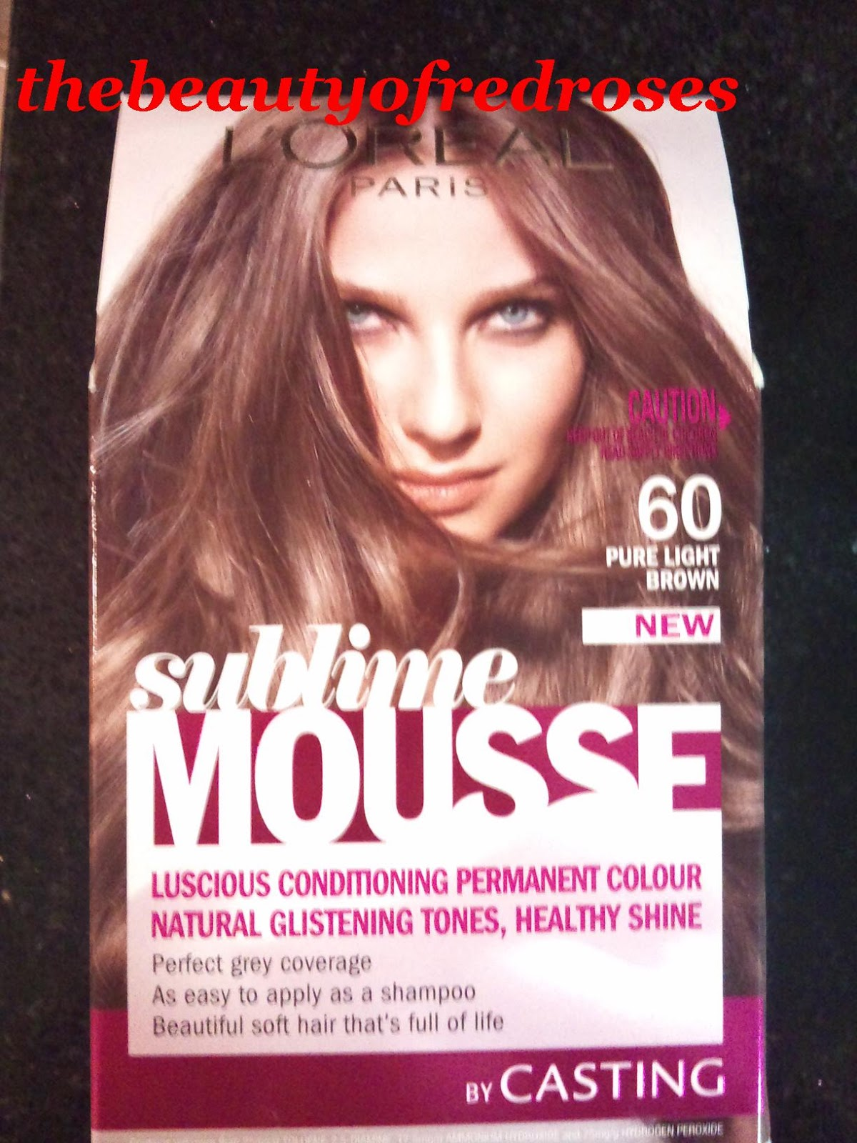 The Beauty Of Red Roses Review Loreal Sublime Mousse