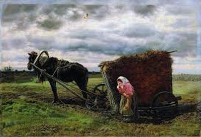 Cuadros Campesinos Rusos En Pinturas