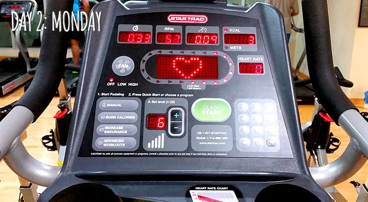 reebok machine 1500 elliptical