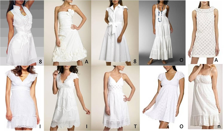 Modelos de Vestidos para Evangélicas: Modelo de Vestido