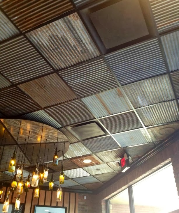Architectural Metal Panels Ceiling : Inspired whims february