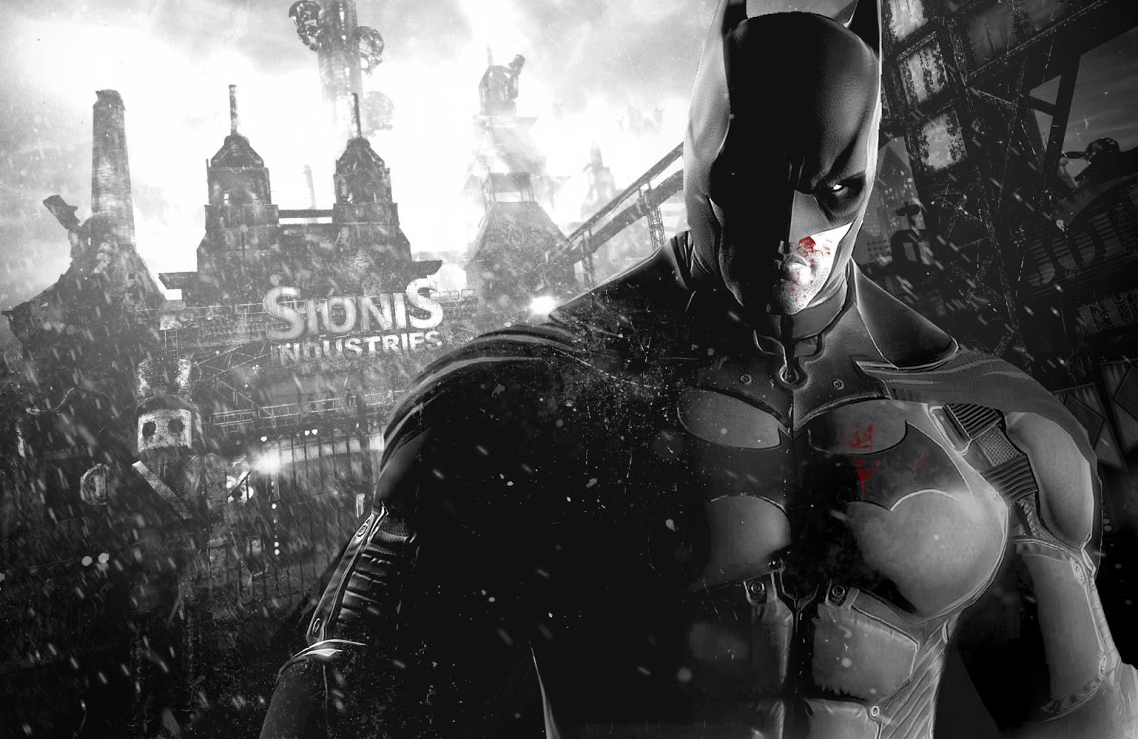 Batman Arkham Origins Photo