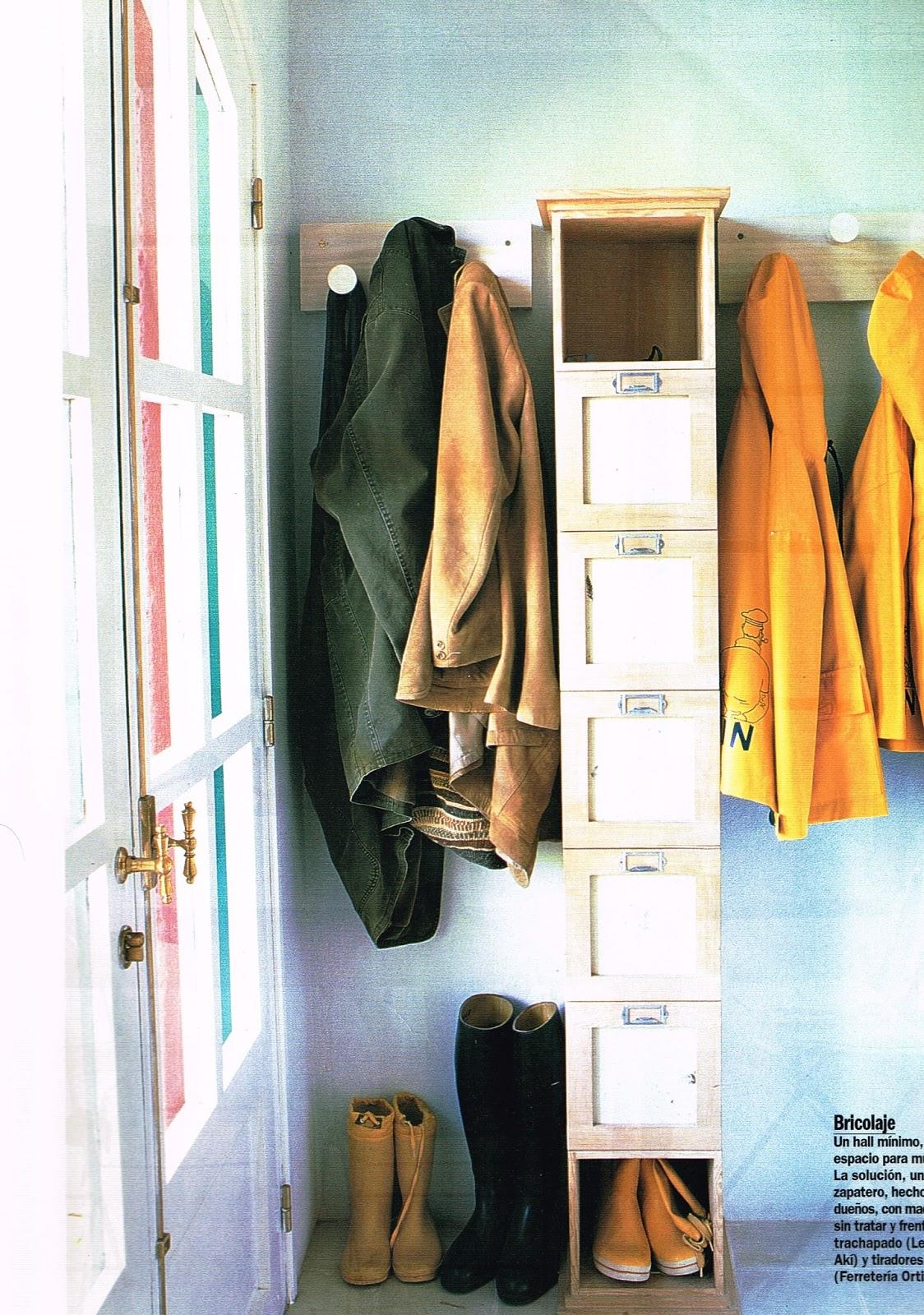 Koradecora entradas almacenaje complementos y zapatos - Almacenaje zapatos ...