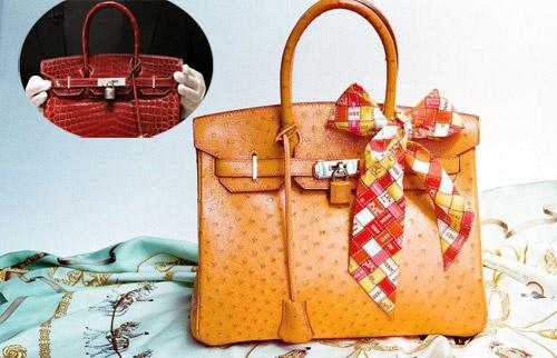 Đường nét và màu sắc của chiếc túi đình đám khiến nhiều fashionista khao khát muốn sở hữu.
