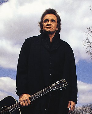 Johnny Cash (1932 - 2003).....COUNTRY SINGER ...