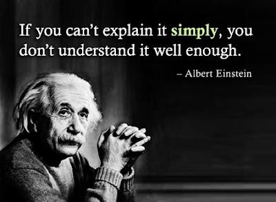 Cita de Albert Einstein.