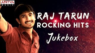Raj Tarun Rocking Hits | Telugu Hit Songs Jukebox