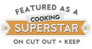 Cooking Superstar Badge