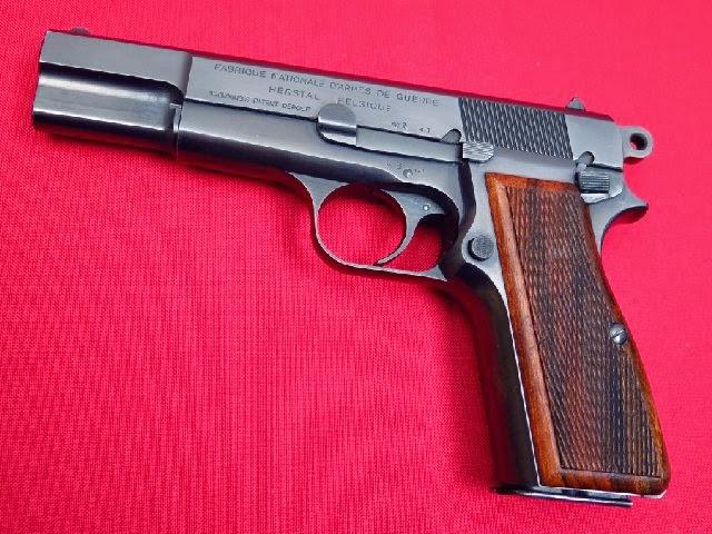 Pistola browning modelo gp 35 armas de fuego - Pistola para lacar ...