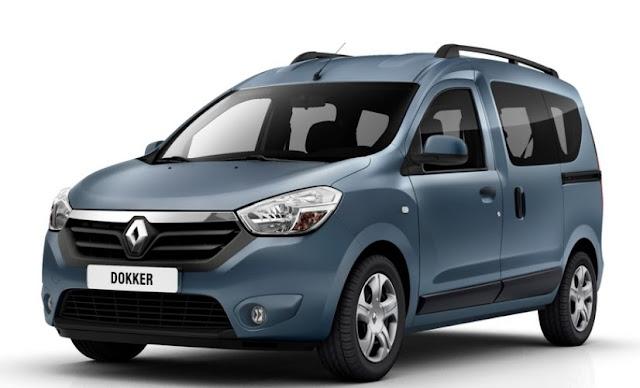 Renault Dokker 2014 Украина