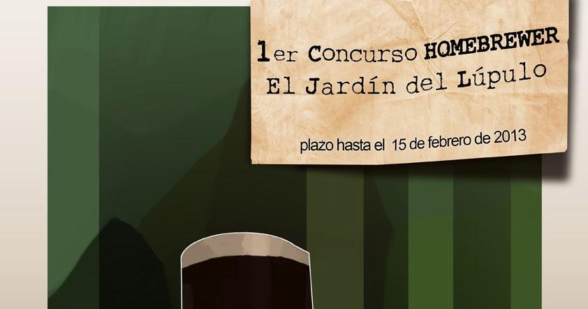 Drunken bros brewery concurso homebrewer el jardin del lupulo for El jardin del lupulo