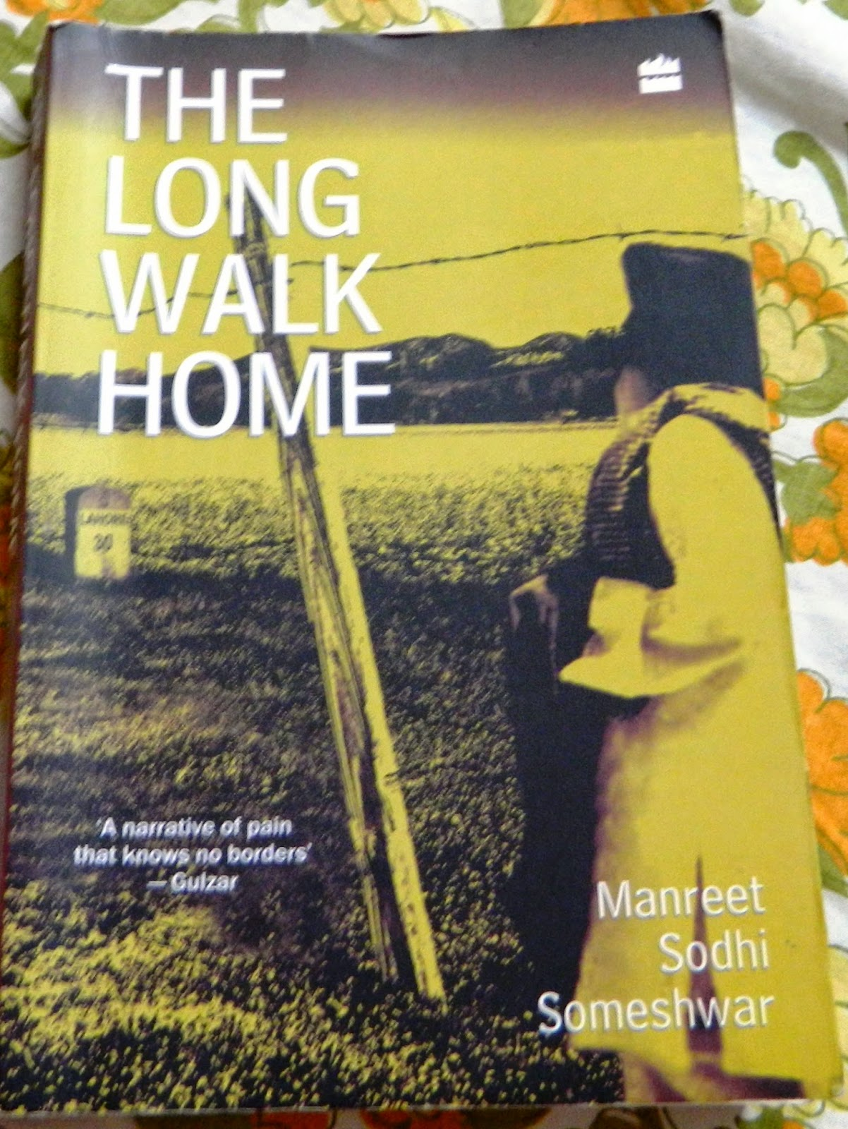 The Long Walk Home Manreet Sodhi Someshwar