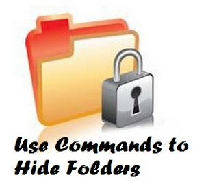 Hide Folder using Command for Windows OS