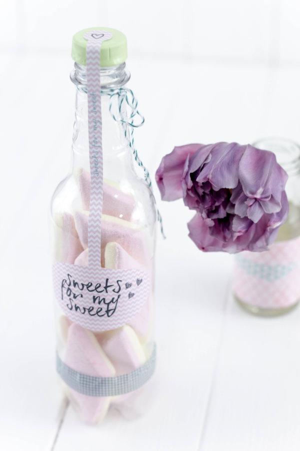Upcycling: DIY Geschenkverpackung zum Valentinstag