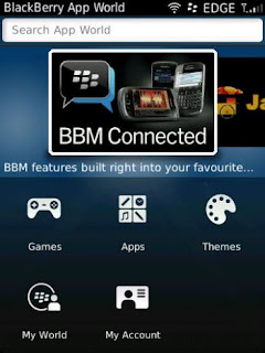 Cara Membersihkan Cache App World di BlackBerry