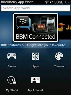 Cara Membersihkan Cache App World di BlackBerry