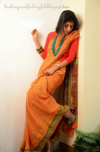 The Indian Saree