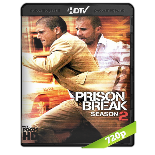 PRISON BREAK (TEMPORADA 2) BRRIP 720P AUDIO DUAL LATINO/INGLES