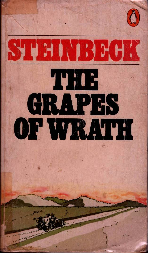 What is the plot of 'The Grapes of Wrath'?