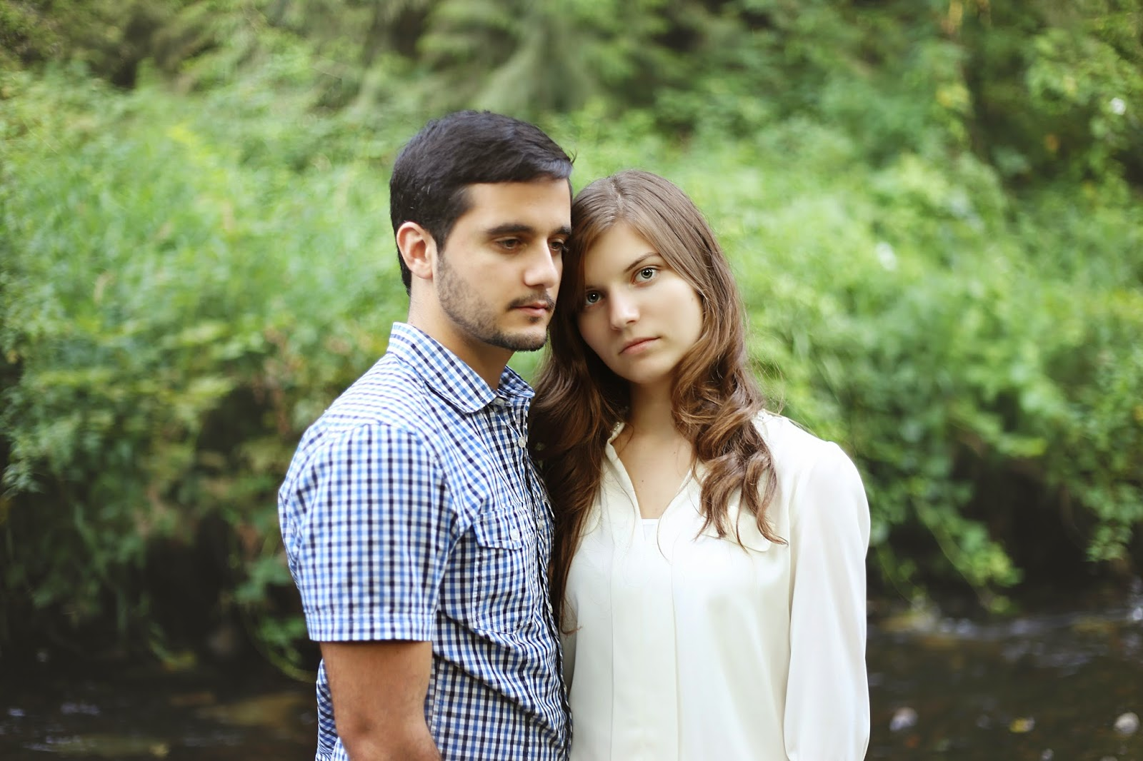 Spotted:Stills Photography, portland engagement photoshoot, portland oregon, engagement, forest session, natural light, jenn pacurar