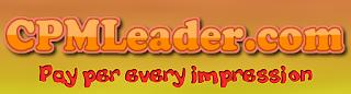 CPMleader.com Program Iklan Per Impresi