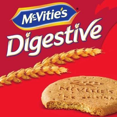 Biscotti Digestive mcvities