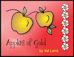 Apples of Gold BOM